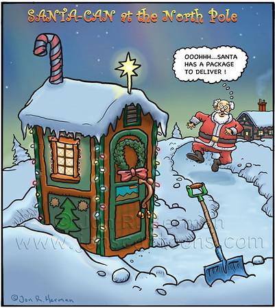 Santa Can!