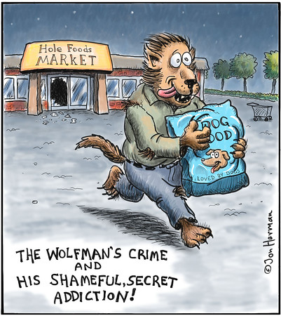 The Wolfman's Crime