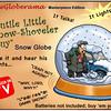 Snow Shovel Snow Globe