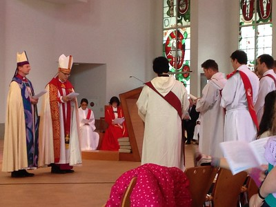 Second Ordination