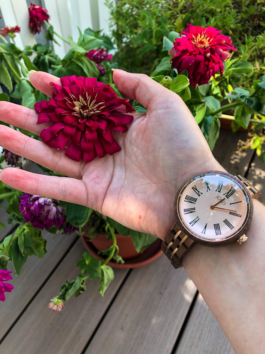 Wooden Watches: A Unique Summer Accessory