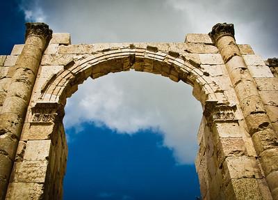 Jordan - City of Jerash 2007