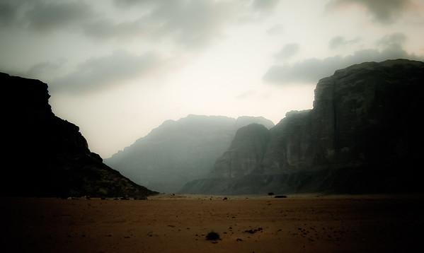 Jordan - Wadi Rum 2007