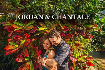 Jordan & Chantale