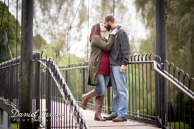 Jordan & Courtney's Engagement