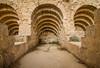 The archaeological  ruins of Jerash, Hashemite Kingdom of Jordan, Middle East.