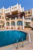 The Marriott Hotel resort in Petra, Hashemite Kingdom of Jordan, Middle East.