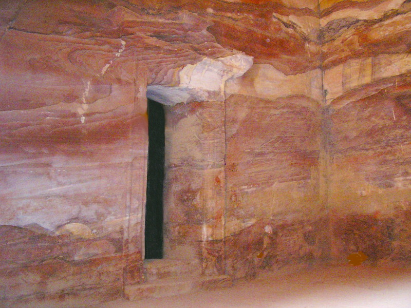 Mineral Deposits Inside the Treasury