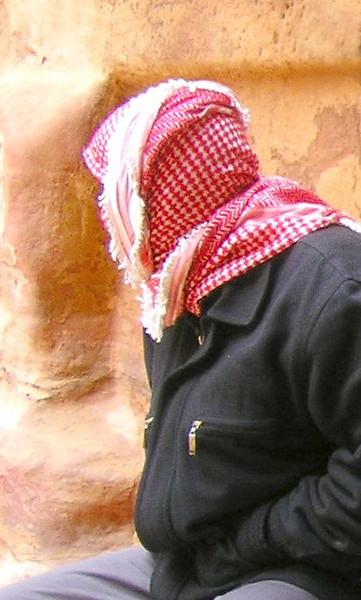 Bedouin Head Scarf