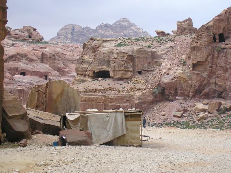 Bedouin Shelter