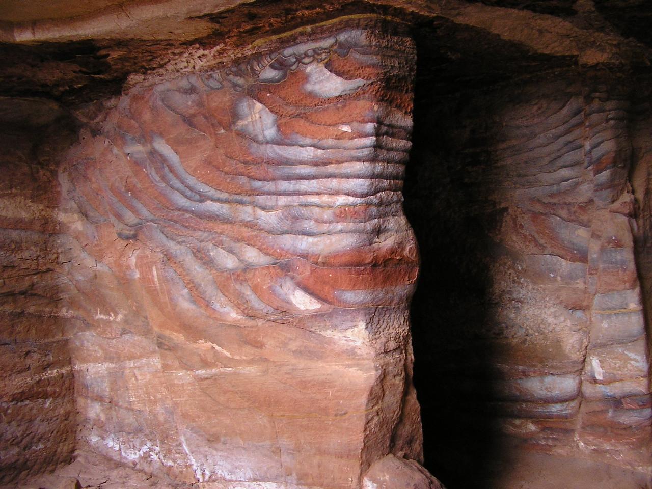 Natural Sandstone Mineral Deposits