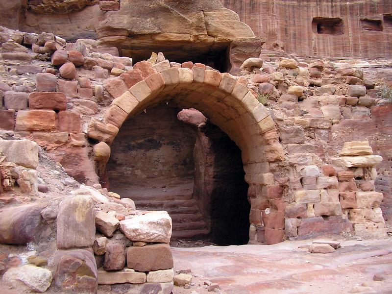 Petra Amphitheater