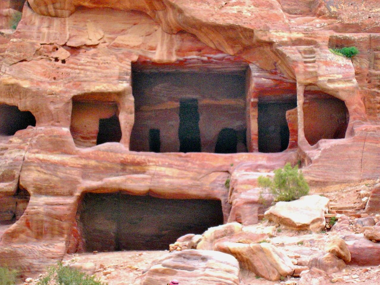 Nabataean Dwellings