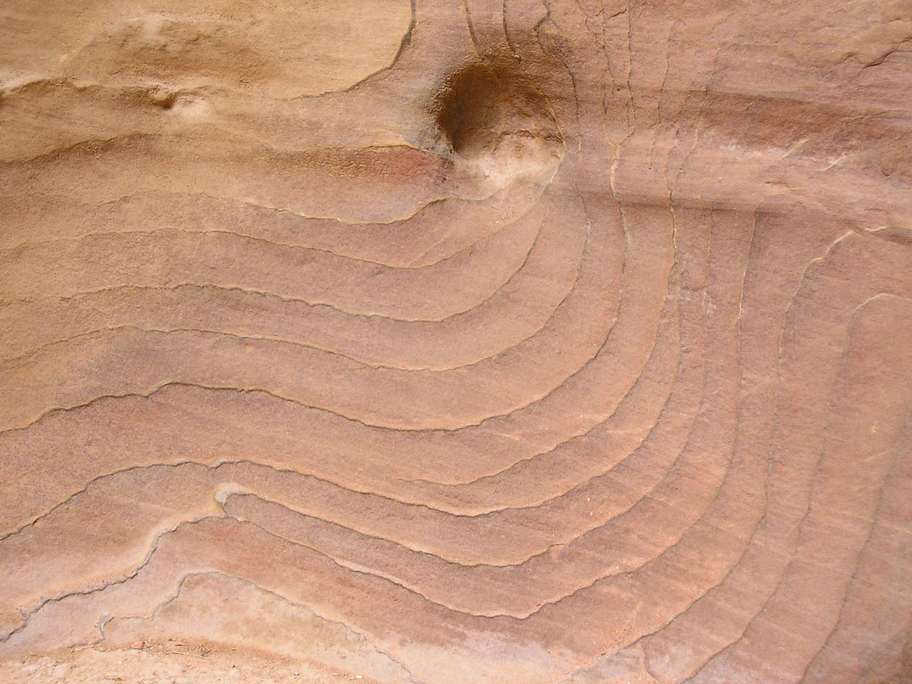 Wave Rock Formation