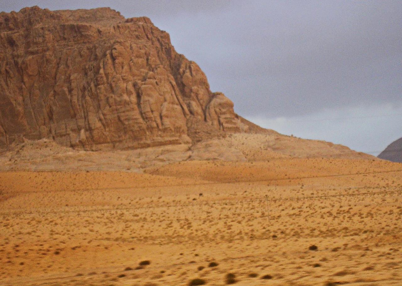 Wadi Run Desert