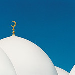 White Mosque Domes, Hama