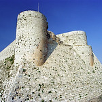 Crac des Chevaliers (Castle of Knights), Syria