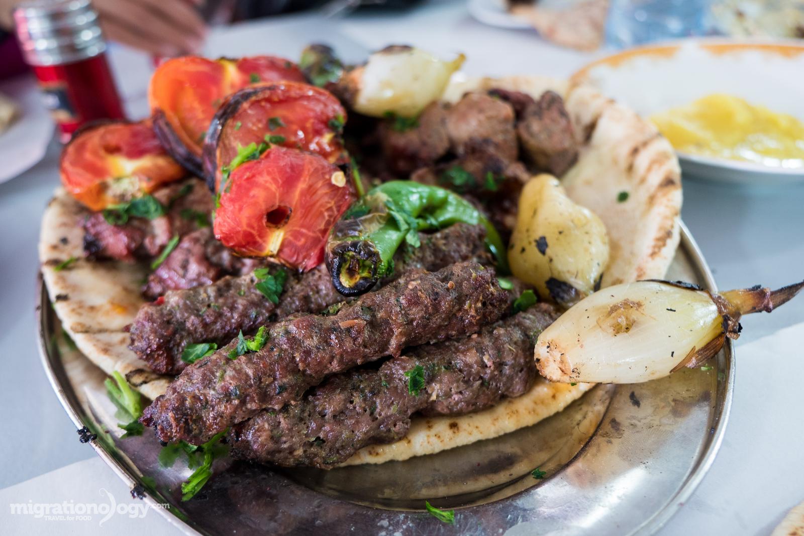 best restaurants in Jordan