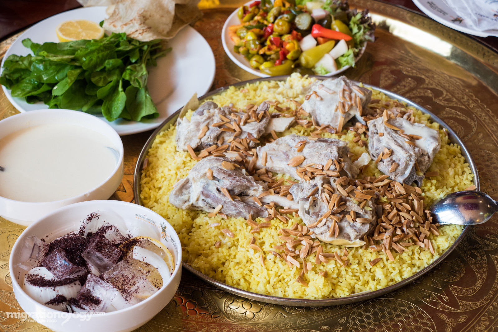 what is the national dish of Jordan