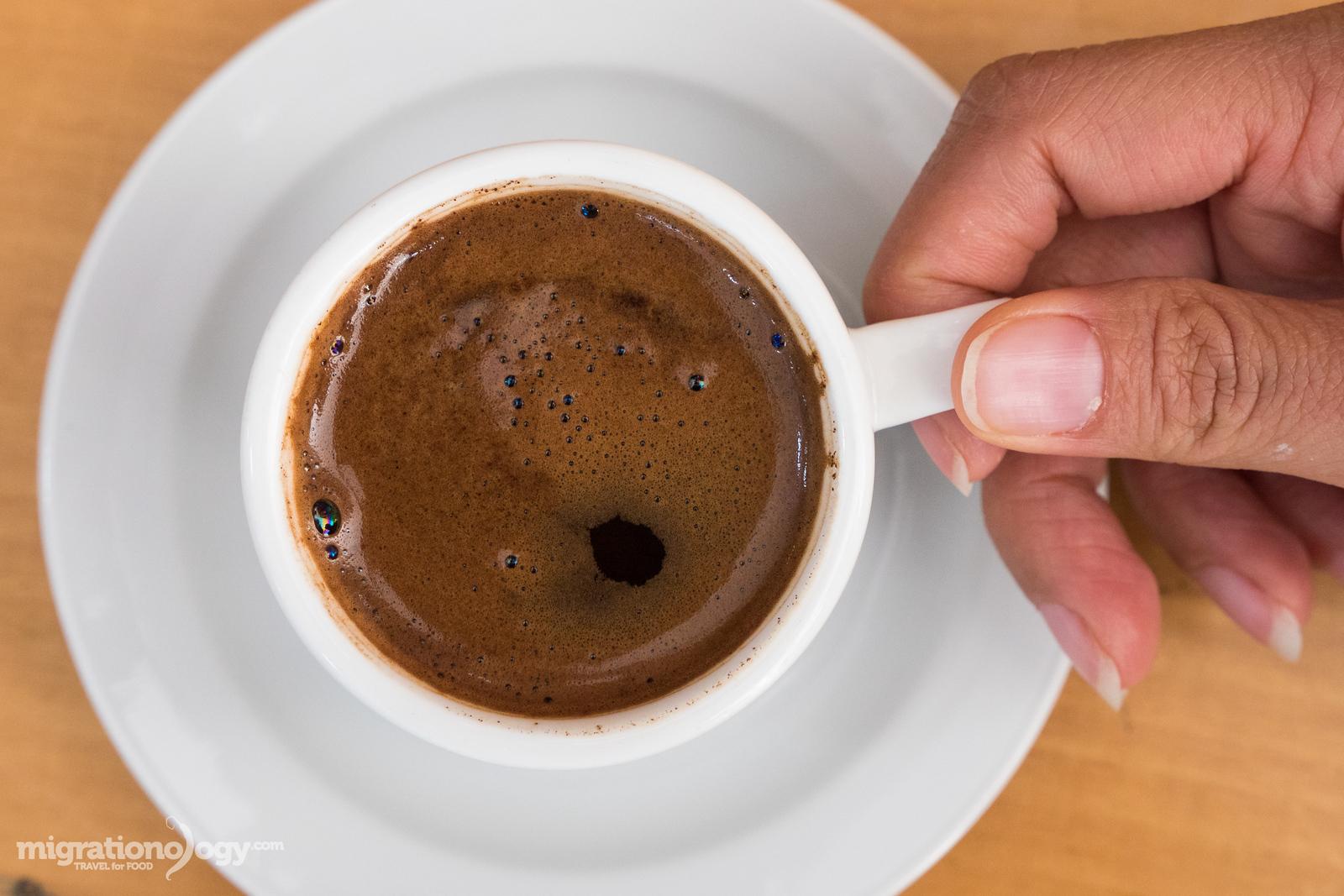 Jordanian coffee and tea