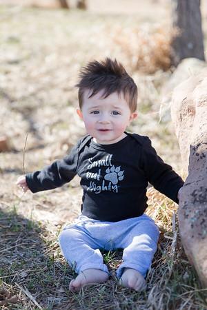 Jordan is 9 months-8
