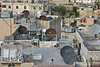 Amman Buildings with Satelite Dishes