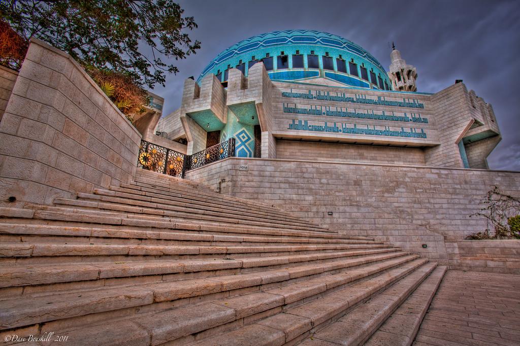King-Abdullah-mosque-amman-jordan-hdr