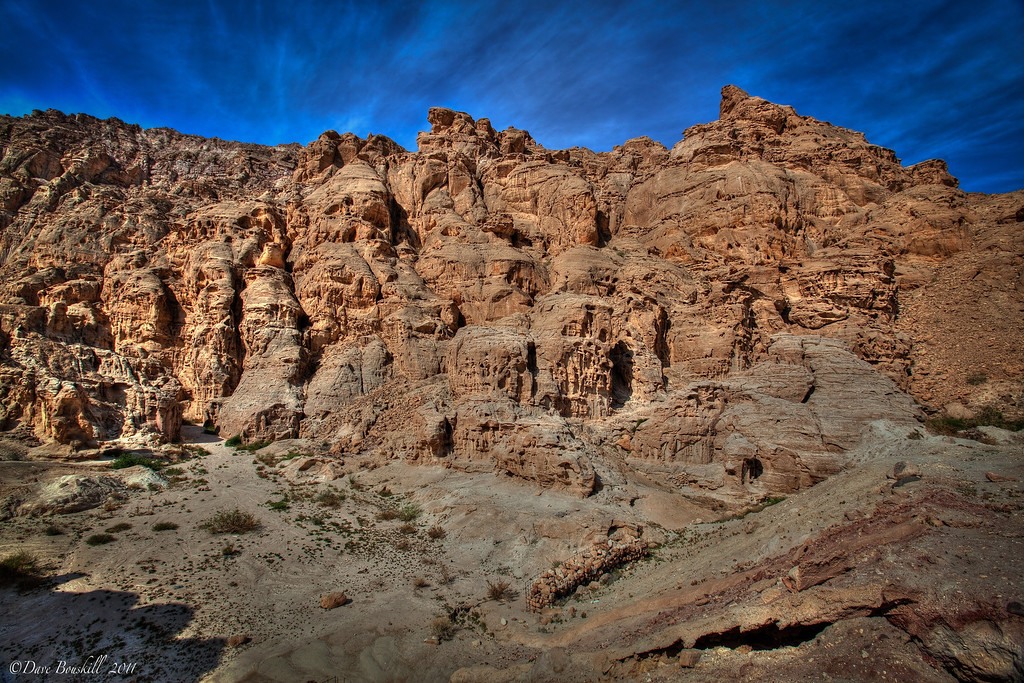 The amazing valley of Dana Nature Reserve