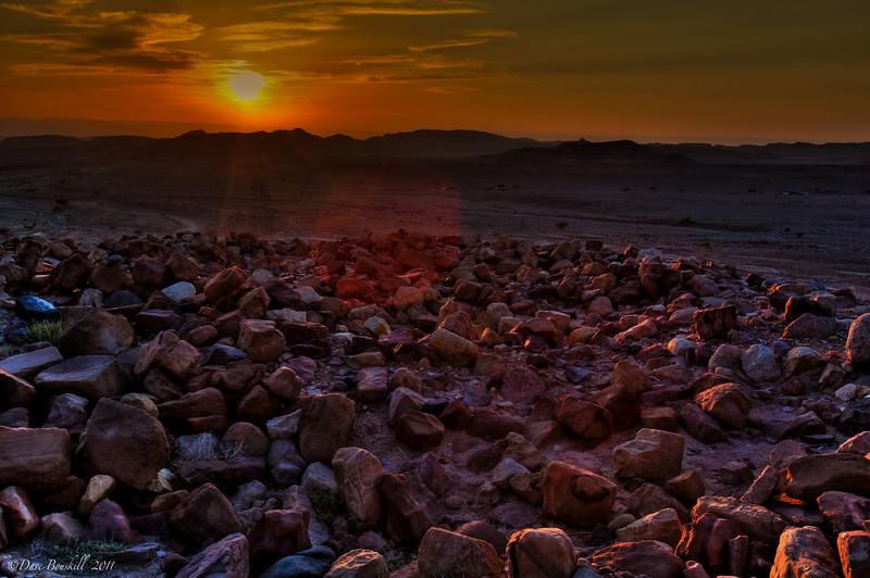 feynan-ecolodge-sunset-jordan