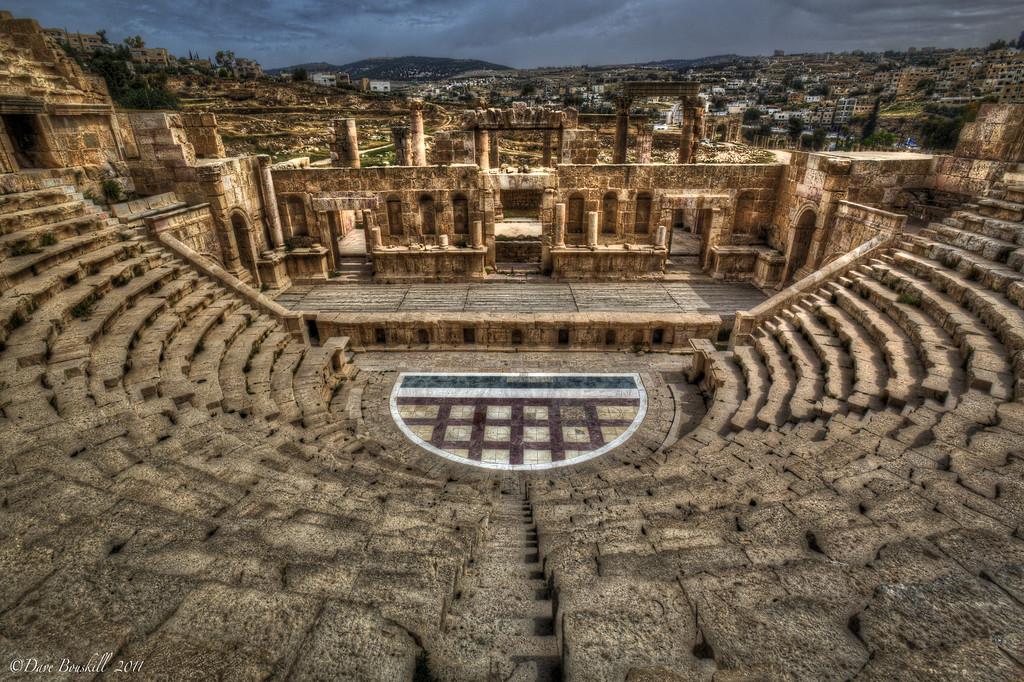 Jerash-aphitheatre-jordan-photography