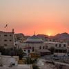 Sunset Over Petra