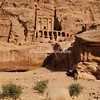 The Royal Tomb of a Nabatean noble, Petra