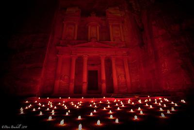 Petra-by-night-jordan-1