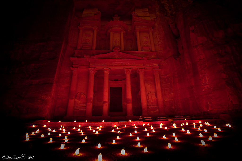 Petra-by-night-treasury-jordan