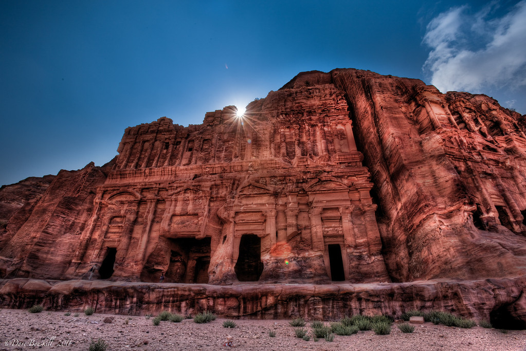 Royal-tombs-petra-jordan