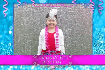 Jordana's Birthday Party