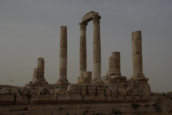 Cytadela w Ammanie