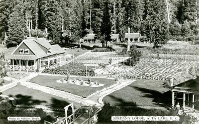 Jordan's Lodge, 1936-2003