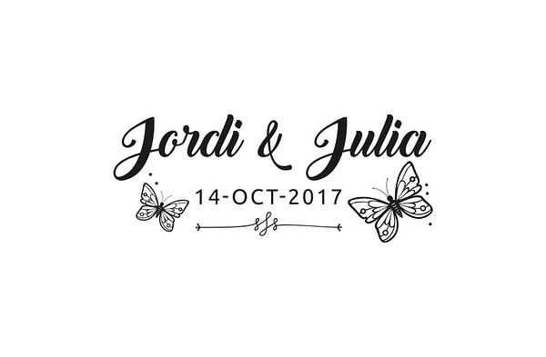 Jordi & Julia - 14 octubre 2017