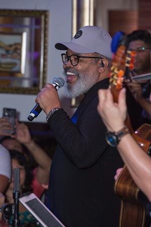 Jorge Aragao - Tropical Cafe - 1º Show