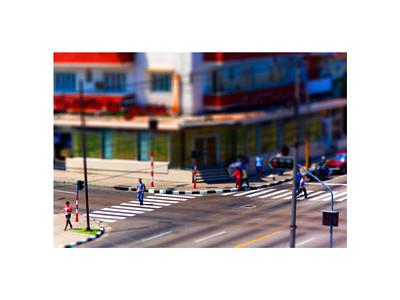 Tilt Shift Vedado_23-y-g_Castillo de Jagua_1de5_$250