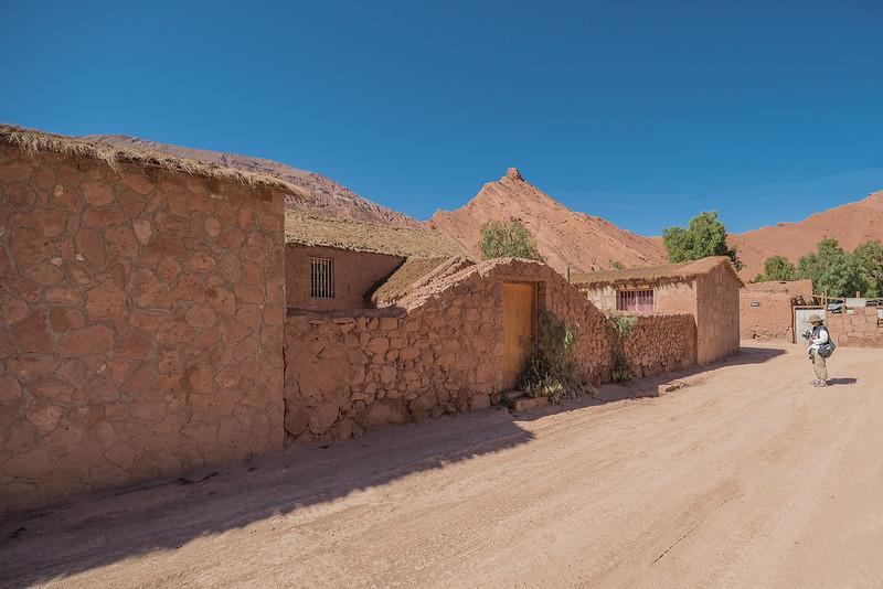 Pueblo del Río. San Pedro de Atacama. Barbara Winderman.