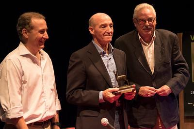 Alberto Arias García, Socio de Honor de la SGHN 2015