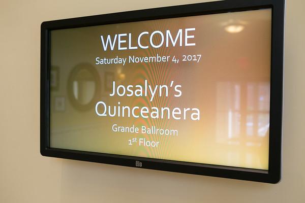 Josalyn Quinceanera