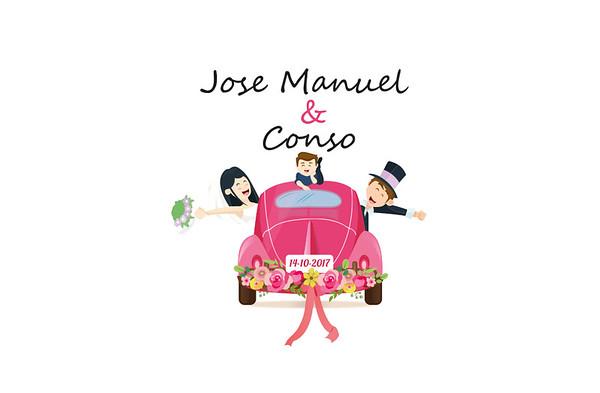 Jose Manuel & Conso - 14 octubre 2017