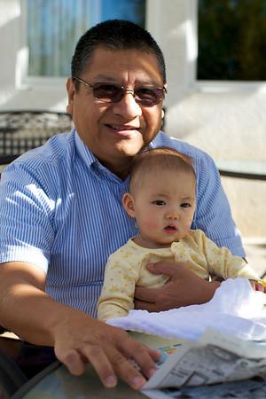 Josie With Emilio