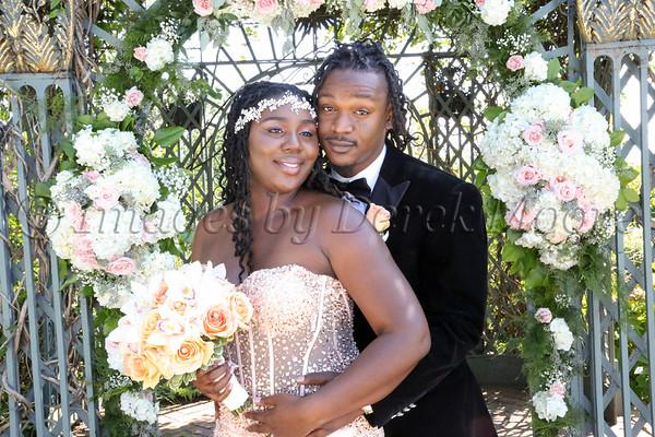 Joseph & Julianah Harmon's Wedding