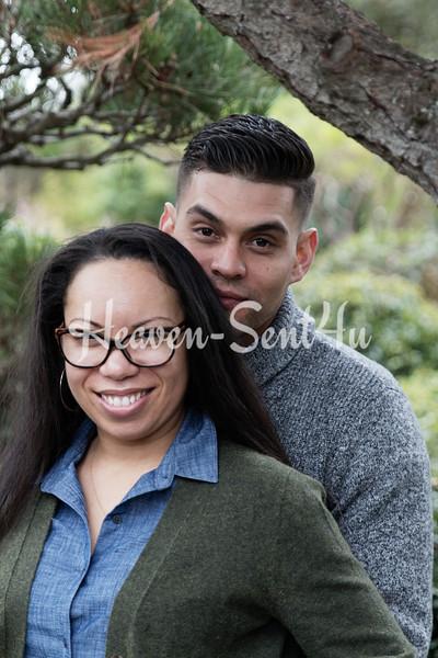 Joseph and Jasmine
