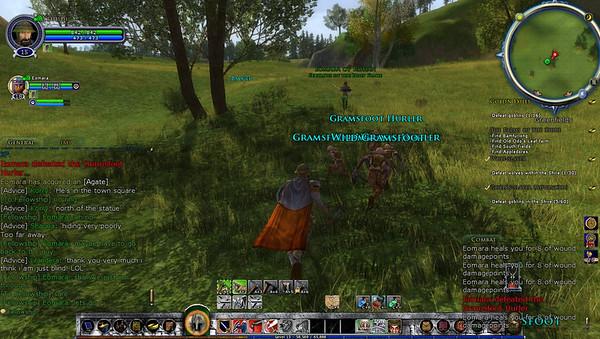 Lotro screenshots