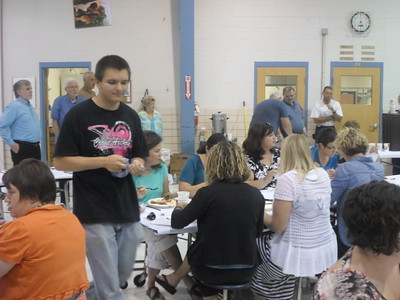 Feeding Crane Teachers